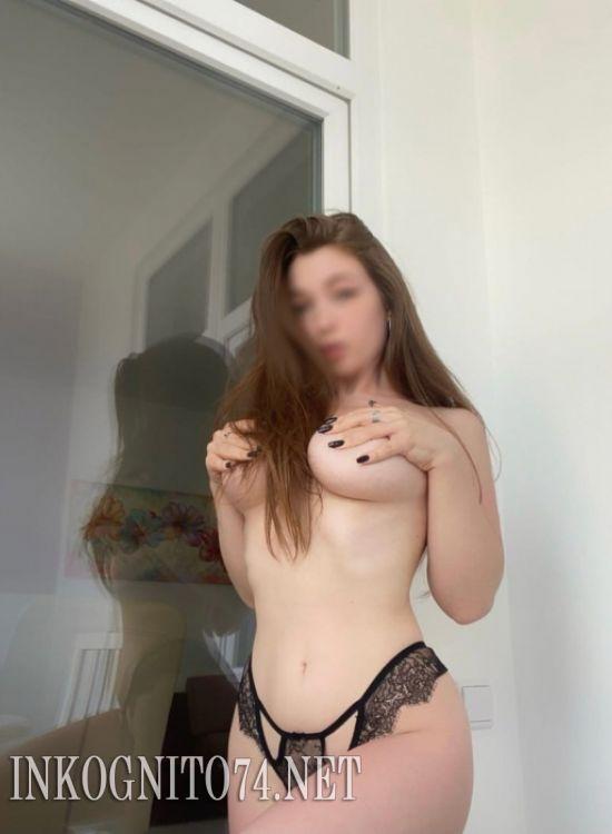 Индивидуалка проститутка Челябинска Николь №100023 - 1