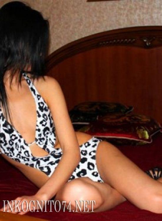 Индивидуалка проститутка Челябинска Лора №1834 - 1