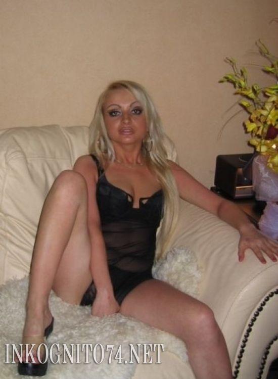 Индивидуалка проститутка Челябинска Роза №55545506 - 1