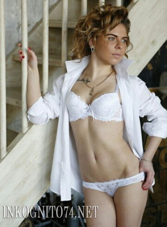 Индивидуалка проститутка Челябинска VIP Ксюша №58594971 - 1