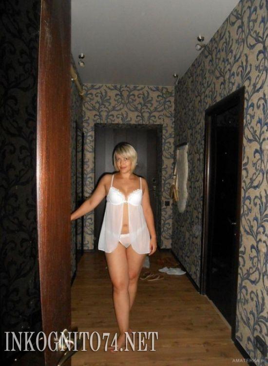 Индивидуалка проститутка Челябинска Маша №59862170 - 1