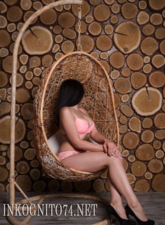 Индивидуалка проститутка Челябинска Александра №59862171 - 1