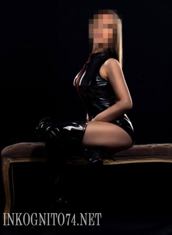 Индивидуалка проститутка Челябинска Танюша №69224270 - 1