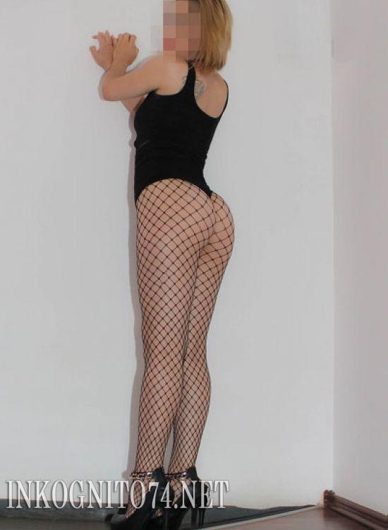 Индивидуалка проститутка Челябинска Ирена №69224289 - 1