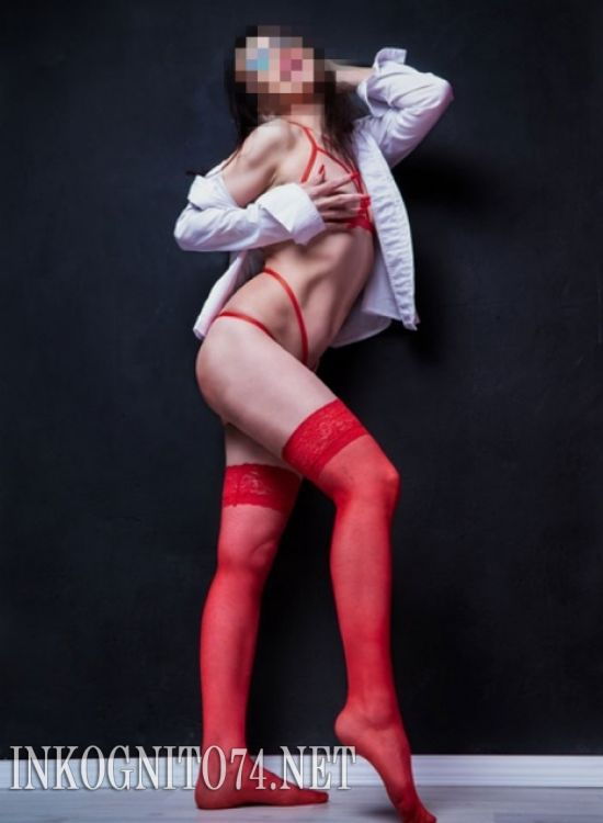 Индивидуалка проститутка Челябинска Илона №69224295 - 1