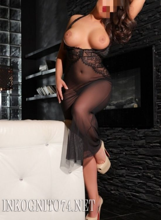Индивидуалка проститутка Челябинска Анна №99474 - 1