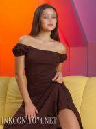 Индивидуалка проститутка Челябинска Юлиана №67410190 - 1